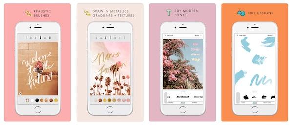 a design kit app - instagram stories insta story app vorlagen video