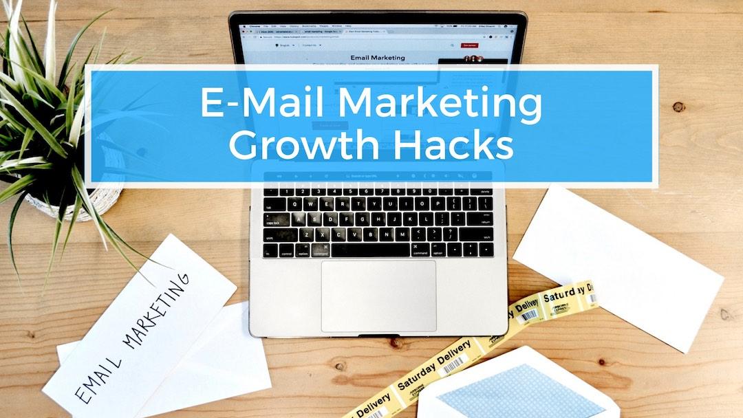 e-mail marketing growth hacks marketing automation- freshestweb