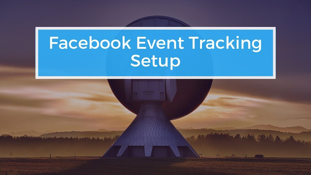 Facebook event tracking setup mit Google Tag Manager Conversion Tracking - freshestweb